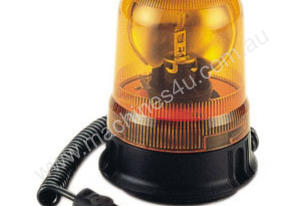 BEACON LIGHT 12 VOLT EUROPEAN FLAT BASE MAGNETIC