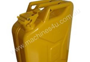 Jerry Can 20 Litres AS approved metal