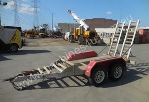 Auswide Equipment Plant Trailer