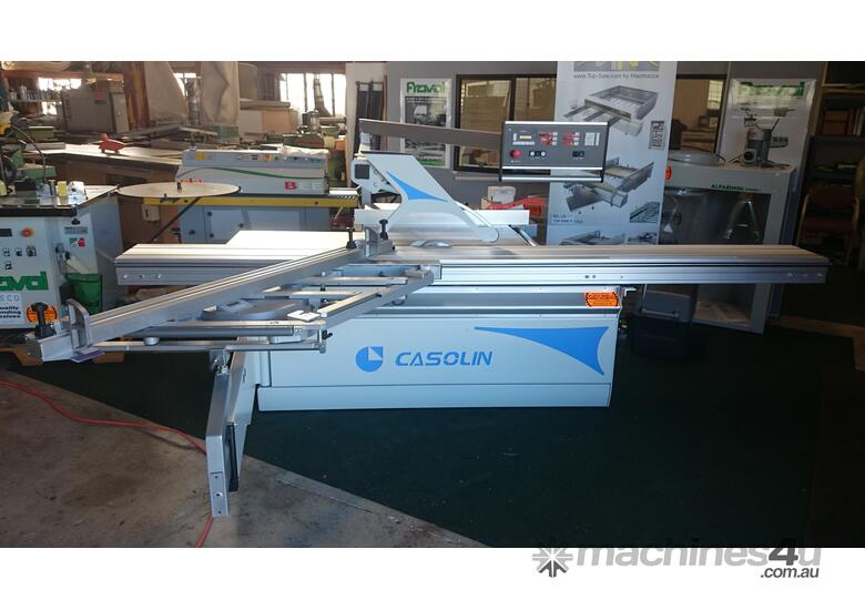 Casolin Astra 400 5 CNC PLS 38 Panel Saw - MADE IN ITALY