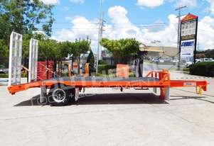 100% Australian made Heavy Duty 9 Ton Tag Trailers