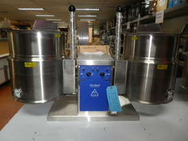 Cleveland Twin Tilting  Kettle TKET-9 -T - picture0' - Click to enlarge