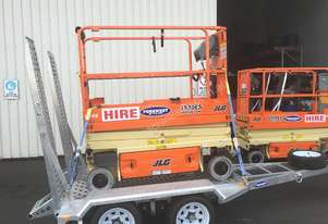 JLG Access equipment for sale and hire