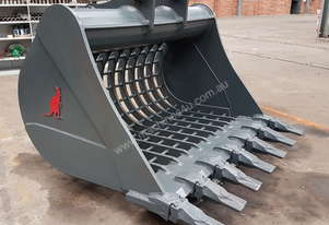 Roo Attachments 30-35T Sieve/Shaker Bucket 2000mm