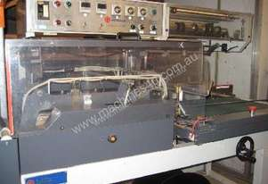 Automatic L-Bar Sealer (with closing conveyor)