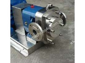 Jacketed Chocolate Pump (3') - picture0' - Click to enlarge