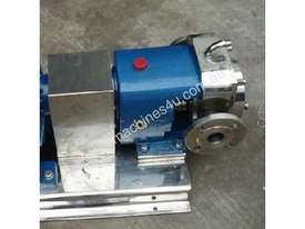 Jacketed Chocolate Pump (3') - picture1' - Click to enlarge