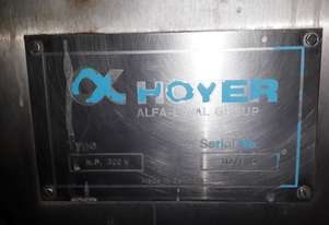 Hoyer Continuous Ice Cream Churn Water Cooled KF300