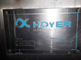 Hoyer Continuous Ice Cream Churn Water Cooled KF300 - picture0' - Click to enlarge