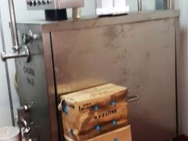 Hoyer Continuous Ice Cream Churn Water Cooled KF300 - picture1' - Click to enlarge