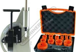 PN1/2-2P1 Pipe & Tube Notcher Attachment Package Deal Ø51mm OD Tube Capacity Ø1-1/2