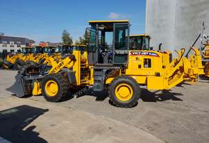 Victory VL200E Wheel Loader with Rippers