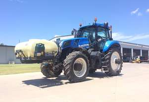 New Holland T8.360 FWA/4WD Tractors