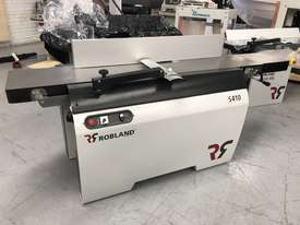 ROBLAND HEAVY DUTY PLANER JOINTER S410  - picture0' - Click to enlarge