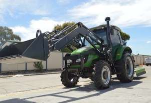 Agrison 80hp CDF Cabin Tractor