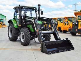 80hp CDF Cabin Tractor - picture2' - Click to enlarge