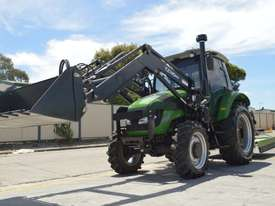 80hp CDF Cabin Tractor - picture0' - Click to enlarge