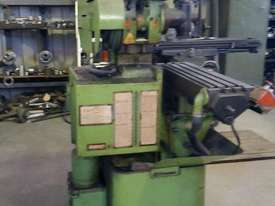 Nicolls air over hydraulic production mill for sale, no longer in use. - picture0' - Click to enlarge