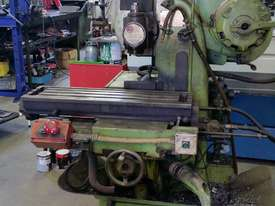 Nicolls air over hydraulic production mill for sale, no longer in use. - picture3' - Click to enlarge