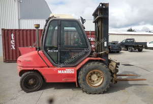 Manitou MSI40 All Terrain Forklift c/w Cascade Carriage