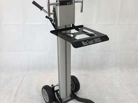 120kg Material Lifter/Trolley lift height 105cm unit weight 20kg - picture1' - Click to enlarge