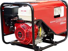 Dunlite Honda 8.8kVA Inverter Generator - picture4' - Click to enlarge