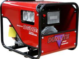 Dunlite Honda 8.8kVA Inverter Generator - picture5' - Click to enlarge