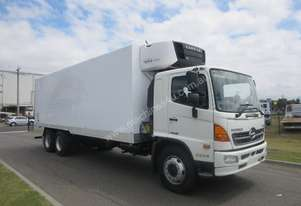 Hino FM 2628-500 Series Refrigerated Truck
