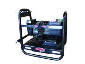 Dunlite 50kVA Tractor Generator with Frame - picture2' - Click to enlarge