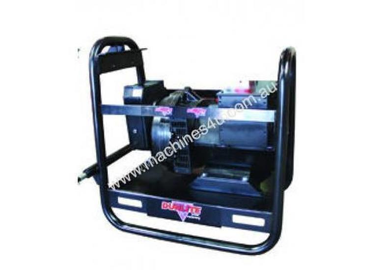 Dunlite 50kVA Tractor Generator with Frame