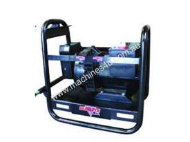 Dunlite 50kVA Tractor Generator with Frame - picture14' - Click to enlarge