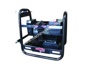 Dunlite 50kVA Tractor Generator with Frame - picture15' - Click to enlarge