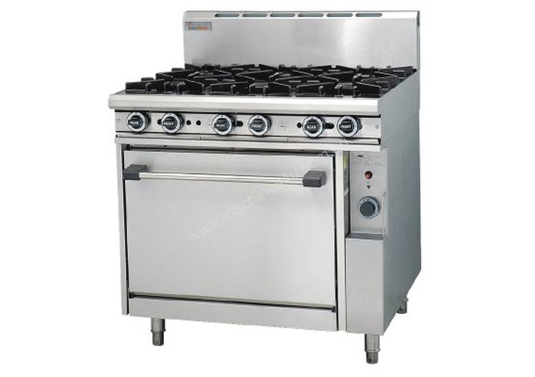 New Trueheat R90 6 Oven Ranges In Listed On Machines4u