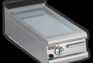 Baron 90FT/E405 Smooth Chromed Electric Griddle Plate