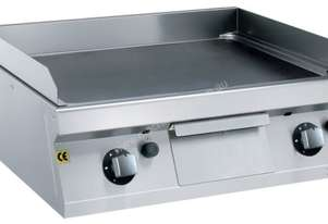 SAVE $1936 Zanussi Full Module Gas Fry Top - Mild Steel Plate EVO700 (700mm D) Z7FTGHSS00