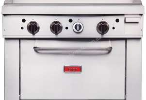 Thor GE544-P - Gas Oven Ranges with 900mm Griddle LPG