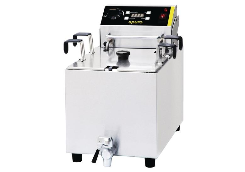 Apuro GH160-A - Pasta Cooker with Timer 8Ltr