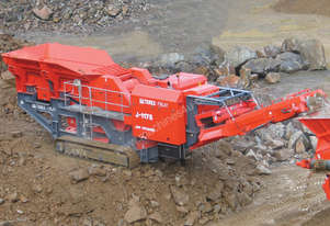 2017 TEREX FINLAY J1175 JAW CRUSHER