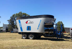 2018 PENTA 9630 VERTICAL FEED MIXER (27.0M3)