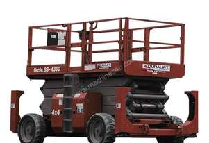 GENIE 53FT DIESEL SCISSOR LIFT