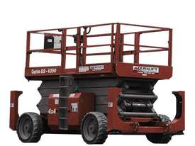 GENIE 53FT DIESEL SCISSOR LIFT - picture0' - Click to enlarge