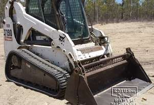 Bobcat T190 Tracked Skid Steer, low hours. EMUS NQ