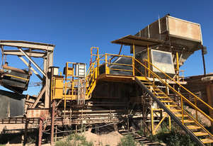 Custombuilt JAW CRUSHER 900x600