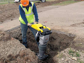 WACKER NEUSON BS60-4AS 4 STROKE PETROL VIBRATING RAMMER - picture0' - Click to enlarge