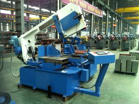 NC Programmable SM-H620HA-NC - 620mm x 440mm 0 ~ 60 Mitre Cut Auto Feed - picture3' - Click to enlarge