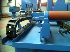 NC Programmable SM-H620HA-NC - 620mm x 440mm 0 ~ 60 Mitre Cut Auto Feed - picture11' - Click to enlarge