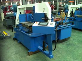 NC Programmable SM-H620HA-NC - 620mm x 440mm 0 ~ 60 Mitre Cut Auto Feed - picture7' - Click to enlarge