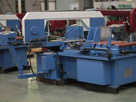 NC Programmable SM-H620HA-NC - 620mm x 440mm 0 ~ 60 Mitre Cut Auto Feed - picture0' - Click to enlarge