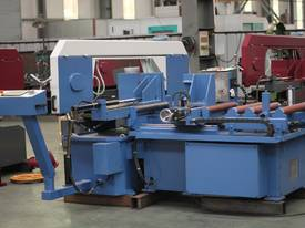 NC Programmable SM-H620HA-NC - 620mm x 440mm 0 ~ 60 Mitre Cut Auto Feed - picture10' - Click to enlarge