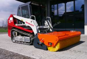 Tuchel BIG Road bucket Broom Sweeper